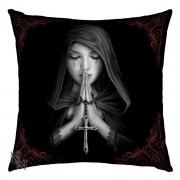 párna ANNE STOKES - Cushion Gótikus Prayer - NOW8112
