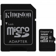 Kingston microSD 32GB G2 UHS-I Class 10