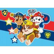 Vloerkleed Paw Patrol: 95x133 cm