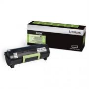 Toner LEXMARK MX310/MX410/MX510/MX511/MX611 BLACK 602H 10K