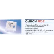 Omron RX3