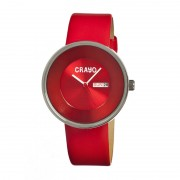 Crayo Cr0206 Button Unisex Watch