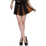 sukně dámská DEAD THREADS (SC9601) - Orange