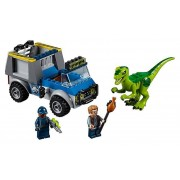 Lego 10757 Raptor rescue car
