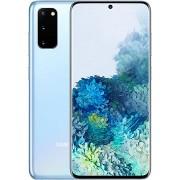 Samsung Galaxy S20 kék