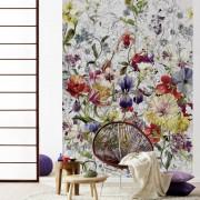 Fototapet flori colorate Flora