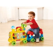 V Tech Sit To Stand Alphabet Train With A Walker And Ride On Options