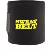 Gjshop Slimming Sweat Belt Shapers tummy Waist Fat Burner Neoprene SweatBelt Free Size Adjustable