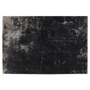 Salontapijt 'GATSBY' 160/230 cm zwart met grijze schakeringen