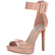 Steve Madden Circuit Zapatillas Altas para Mujer, Blush, 26