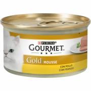 Purina Gourmet Gold Mousse Pollo
