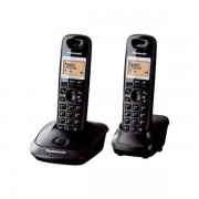 Telefon fix Panasonic TG2512FXT 2 receptoare Black