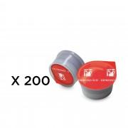 Guzzini 200 capsule EPICA Hausbrandt Espresso Sud