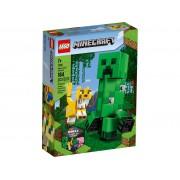 Lego Конструктор Lego Minecraft Большие фигурки Minecraft Крипер и Оцелот 21156