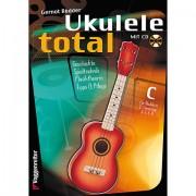Voggenreiter Ukulele Total in C Libros didácticos