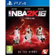 Sony NBA 2K16 [PS4, русская документация]