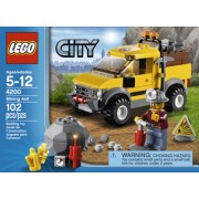 Lego City 4200 Mining 4X4 (Gold)