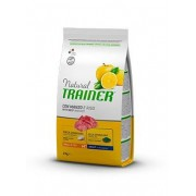 Trainer Natural Trainer Adult Mini con Manzo, Riso e Ginseng 2kg