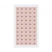 Bolitas Magnéticas para Auriculoterapia Metálicas con Adhesivo Textil Redondo