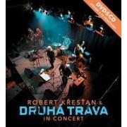Indies Happy Trails In Concert (CD+DVD+zpěvník) - Robert Křesťan, Druhá Tráva - audiokniha