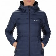 Columbia Lake 22™ Down Hooded Jacket Blue