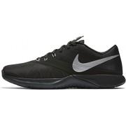Nike Men's FS Lite 4 Training Shoes (10. 5, Anthracite/Metallic Silver/Black)