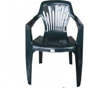 Градински стол Felicita, зелен