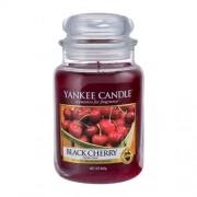 Yankee Candle Black Cherry 623 g unisex