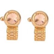 Tripin Brass Cufflink(Gold)