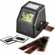 Skener dijapozitiva, skener negativa Renkforce DS100-5M 5 mio. piksela, digitalizacija bez PC-a, zaslon, ulaz za memorijsku kart