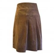 Anna Lascata Rok Rosa Pleat Skirt