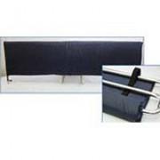"Cushion Top Bed Rail Pad, 60"" x 15"" x 1"", Full Rail, 1-1/5 Density Part No. VM-3010-NVST Qty Per Package"