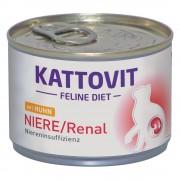 Kattovit за бъбреци (Low Protein) в консерви 6 x 175 г - с морска риба