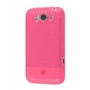 TPU Gel Case for HTC Sensation XL - HTC Soft Cover (Hot Pink)