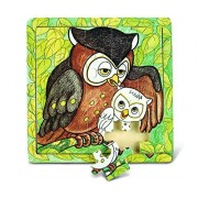 Owl Jigsaw Puzzle by Puzzled