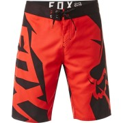 Fox Motion Fracture Board Pantalones cortos Rojo 30