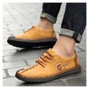 Zapatos Casuales De Cuero De Verano 2018 Zapatos Hombre Casual