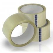Ragasztószalag Acryl, Transzparens/Átlátszó 48mm x 60m 6 tekercs/csomag