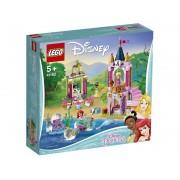 Lego Конструктор Lego Disney Princess Королевский праздник Ариэль, Авроры и Тианы 282 дет. 41162