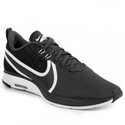 Nike Men's Zoom Strike Black Sports Shoe