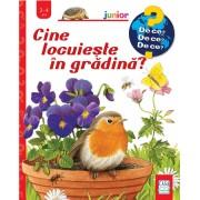DE CE? - CINE LOCUIESTE IN GRADINA? - EDITURA CASA (9786067870978)
