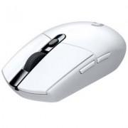 Геймърска мишка logitech g305 lightspeed wireless бял, logitech-mouse-g305-w