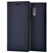 Nokia 6 Slim Flip Cover CP-301 - Blauw