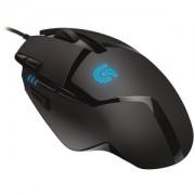 Mouse Cu Fir Logitech G402 Hyperion Fury Optic Negru