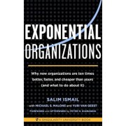 Exponential Organizations: Why New Organizations Are Ten Times Better, Faster, and Cheaper Than Yours (and What to Do about It), Paperback/Salim Ismail