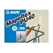 MAPEFLEX PU40 ALB 600ML etansant poliuretanic tixotropic pentru etansarea rosturilor orizontale sau verticale