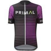 Primal Women's Ultraviolet Helix 2.0 Jersey - L - Purple/Black