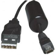 Video USB-KÁBEL PANASONIC LUMIX FÉNYKÉPEZŐKHÖZ K1HA08CD0004 ew01333