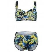 Maritim Bikini Maritim marine/geel/groen