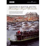 Video Delta Handel's water music - Recreating a royal spectacular - DVD
